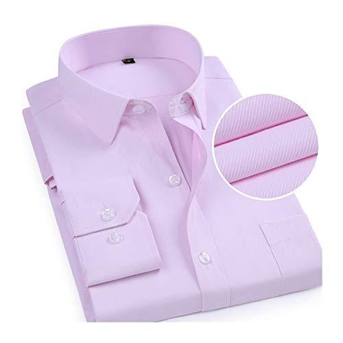AOSUAI Camisa para hombre 6XL 7XL 8XL 9XL 10XL Tamaño grande estampado de flores para hombre moda casual manga larga camisa primavera 24 colores (color: 24, tamaño: 5XL.)