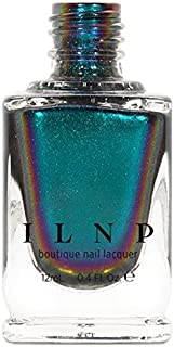 ILNP Hush - Teal, Blue, Violet, Orange, Red Ultra Chrome Color Shifting Nail Polish