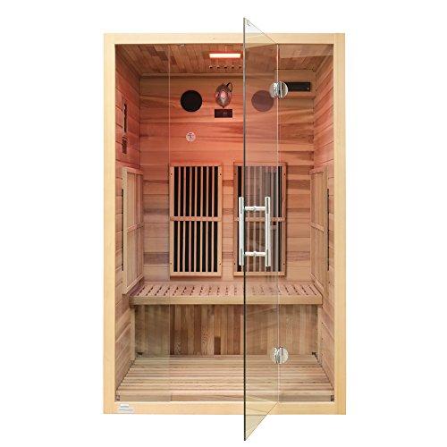 trade-line-partner Visio 2/Superficie Faretto/legno di cedro e Hemlock