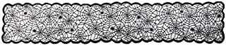 Party Diy Decorations - Spider Web Net Black Halloween Tablecover Lace Easter Festival Tablecloth Decor Dinner - Dinner Decorations Party Party Decorations Princess Tablecloth Cobweb Cotton East