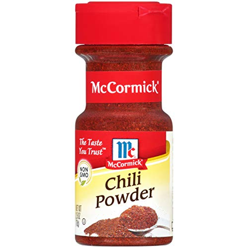 McCormick Chili Powder, 2.5 oz Shaker