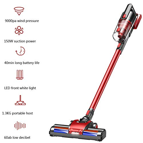 Why Choose Atten Handheld Vacuum Cleaner, Home Wireless Ultra-Quiet Powerful Rechargeable Large Suct...