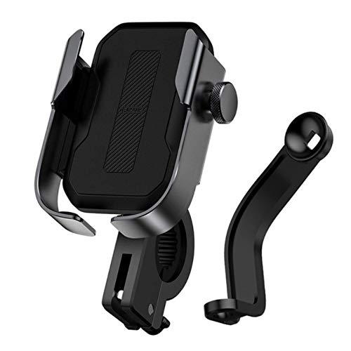 xfyx Soporte para teléfono para Bicicleta, Soporte Universal para teléfono Celular para Bicicleta/Motocicleta/Scooter, Giratorio de 360 °, Abrazadera Ajustable para teléfono Inteligente