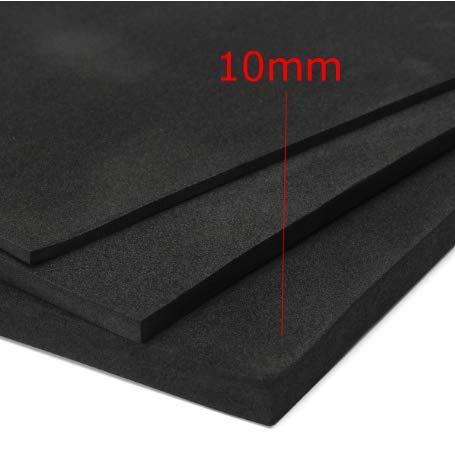 MYAMIA 200x200Mm ESD Anti Estática Pin Inserción Espuma De Alta Densidad 3/5/10Mm-10Mm