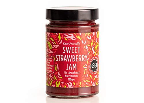 Product Image 1: Keto Friendly Sweet Strawberry Jam