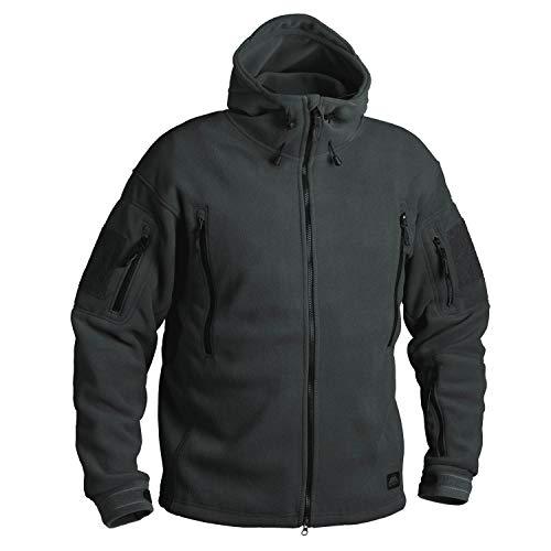Helikon-Tex Patriot Jacket - Double Fleece Jungle GRÜN M/Regular