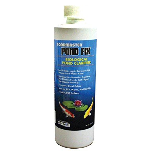 Danner Fix Biological Pond Clarifier, 16-Ounce