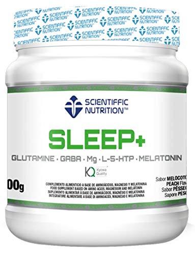 SCIENTIFFIC NUTRITION SLEEP + 300G SABOR MELOCOTÓN