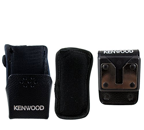 Kenwood Belt Holster for TK-2360/3360 Two-Way Radios - Model Number KLH-138