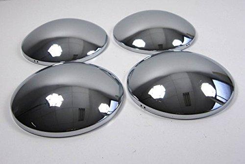 Chrom Radkappen Radkappe Mooncap Moon Cap Retro 8160201006
