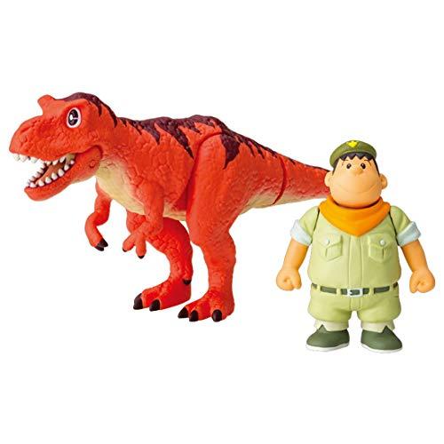 アニア 映画ドラえもん のび太の新恐竜 ジャイアン&ゴル (タルボサウルス)