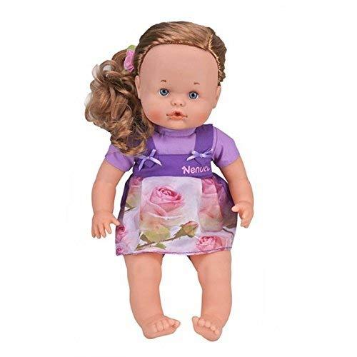 Nenuco Muñeca bonita como tú con vestido morado (Famosa