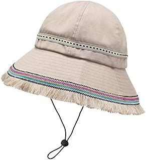 CHENDX Hat Spring and Summer Women's Sun Cap Female Wild Student Travel Sunshade Sun Hat Fisherman Hat Outdoor (Color : Beige)