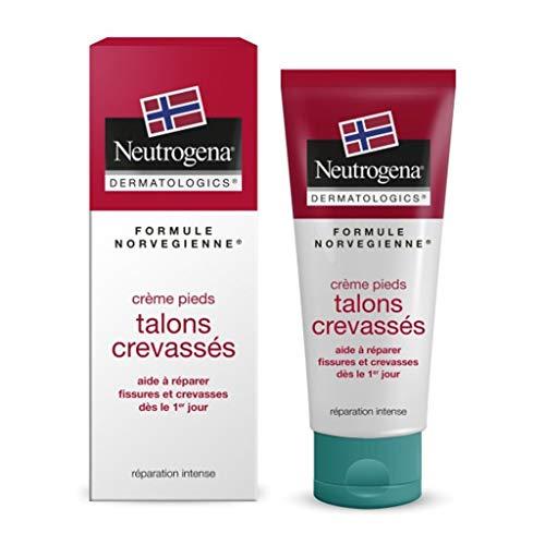 Neutrogena Formule Norvégienne Crème Pieds Talons Crevassés Réparation Intense 50g (lot de 2)