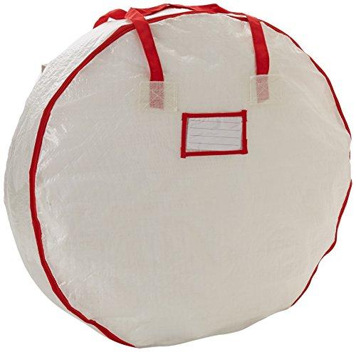Heavy Duty Christmas Wreath Storage Bag - Use for RV Hoses