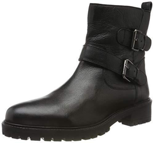 GEOX D HOARA G BLACK Women's Boots Biker size 35(EU)