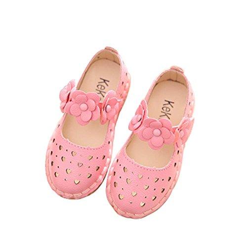 Nouvelles coréennes filles Princesse Chaussures souples Bas bébé Chaussures Pois