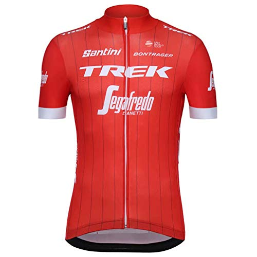 Sports Thriller Rider Mountain Bike Clothing & Road Bike Clothes Bicycle Tshirt Short Sleeve for Men Cycling Jersey Large
