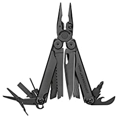 READY FOR ANYTHING: A fresh upgrade to our most popular multitool; Now includes premium replaceable wire cutters for tackling jobs tough, big and small for years to come INSTANT TOOLKIT: Packs a quiver of 18 tools, including pliers, replaceable wire ...