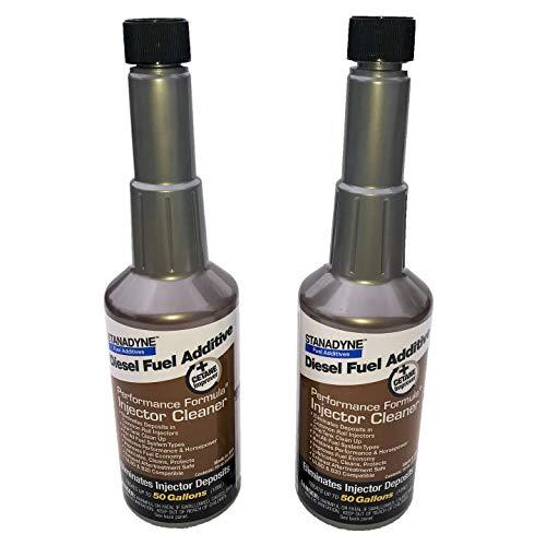 Stanadyne Performance Formula Diesel Injector Cleaner-Qty 2, 16oz Bottles # 43564