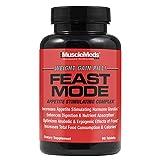 MuscleMeds Feast Mode Appetite Stimulant Weight Gain Pills Digestive...