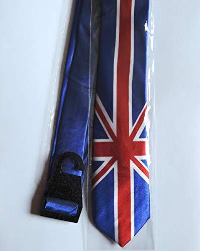 "Schlips ""Union Jack"" -London, England, Carnabystreet"