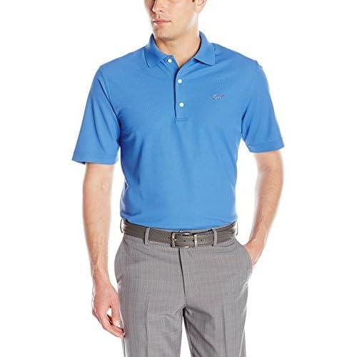 Greg Norman Collection Womens Protek Sleeveless Micro Pique Polo Shirt