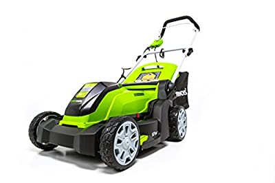 Greenworks G-MAX 10 Amp 17'' Corded Electric Mower - MO10B00 model