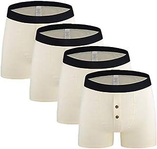 HWOEMX Cotton Long Underwear Boxers Mens Boxer Homme Underpants Male Panties Shorts Man Boxer Mans Leg Soft