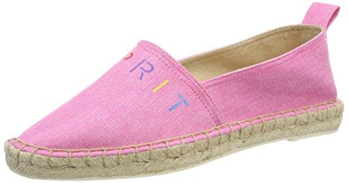 ESPRIT Damen Sanas Slipper Espadrilles, Pink (Pink), 40 EU