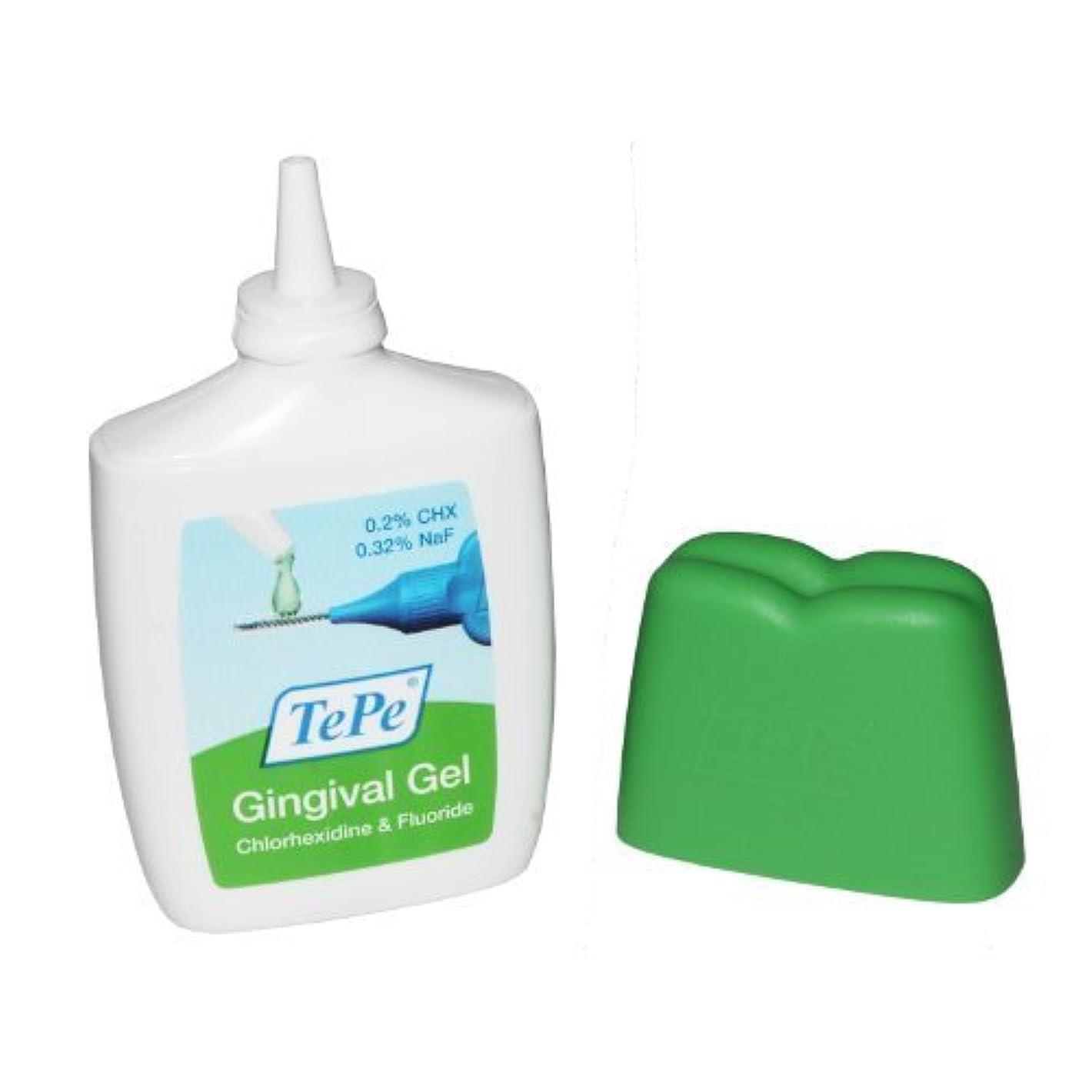 情熱的サスペンド報酬のTePe Gingival Gel by TePe Mundhygiene Produkte Vertriebs-GmbH [並行輸入品]