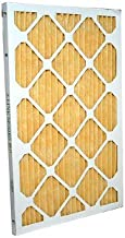 16x25x4 Merv 11 Furnace Filter (6 Pack) by Glasfloss Industries