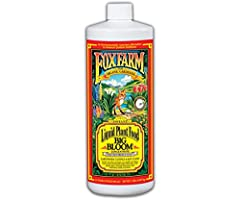 Big bloom liquid concentrate is 100-percent natural and organic biologically alive formula This instant plant food enhances flavor and fragrance of fruits and vegetables Great medicine for sick plants or transplant fertilizer NPK: 0-.5-.7 Available i...