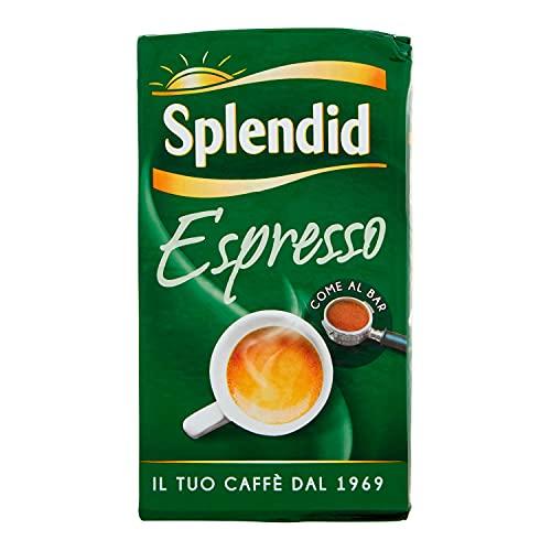 Splendid Miscela di Caffè Macinato Espresso, 500g