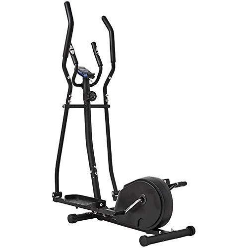 CHENXU Step Máquina para Ejercicios Entrenamiento Stepping Home Gym Equipment Cross Trainer 2 en 1 Aerobic Fitness Ejercicio Máquina elíptica Multifuncional