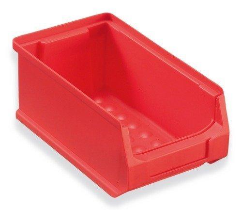40 Sichtlagerbox 175x100x75 mm rot Sichtlagerkasten Sichtlagerkiste Lagersichtbox Lagersichtkasten Lagersichtkiste Stapelbox Stapelkiste Stapelkasten Lagerbox Lagerkiste Lagerkasten Lager Box aufbewahrungsbox aufbewahrungskiste aufbewahrungskasten
