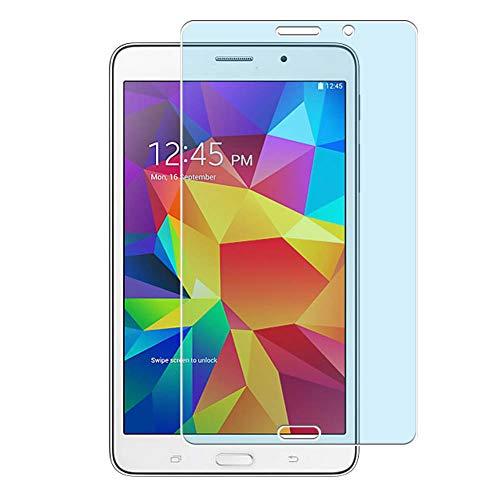 Vaxson 2 Unidades Protector de Pantalla Anti Luz Azul, compatible con SM-T239C Galaxy Tab 4 VE 7' Samsung Tab4 [No Vidrio Templado] TPU Película Protectora