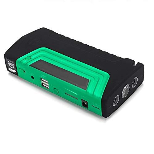 4 Puertos USB 89800Mah Multifunction Coche Start Starter para 12V Automotriz, Motocicleta, Tractor, Barco, Teléfono con Abrazaderas, Linterna LED