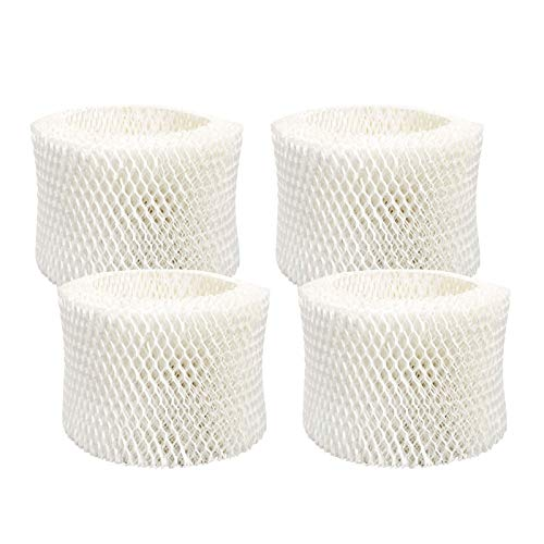 Lemige 4 Pack Humidifier Wicking Filters Compatible with Honeywell...