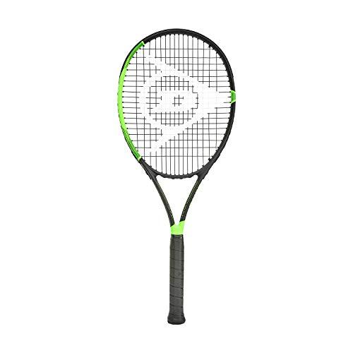 Dunlop Sports Elite 270 - Raqueta de tenis preencadenada, agarre 1/4