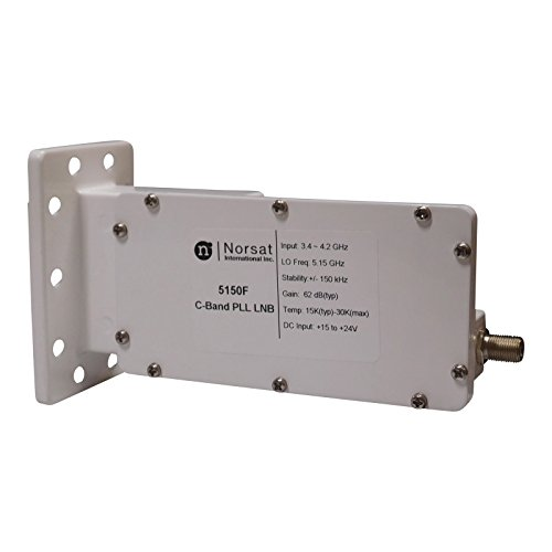 Buy Bargain Norsat 5150IF C-Band PLL LNB
