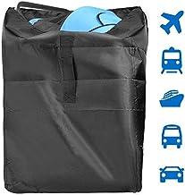 LoiStu Standard Reisetasche für Kinderwagen, Einfach Reisen und Geld Sparen, Robuste transporttasche Kinderwagen, mit Schulterriemen, für Flughafen, Bahnhof, Autofahrten46×21×21Zoll
