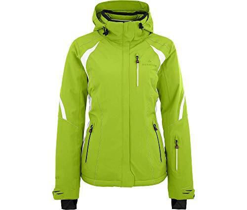 Bergson Damen Skijacke SNOWTASTIC, Lime Green [242], 38 - Damen