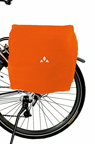 VAUDE Radtaschen Raincover for bike bags, orange, One Size, 125542270