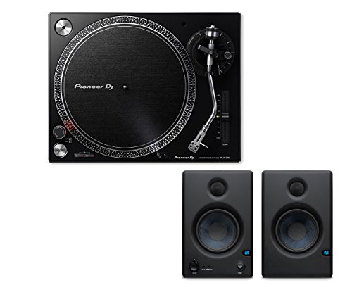 Why Should You Buy Pioneer PLX-500 + 2x PreSonus Eris E4.5