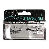 Ardell Eyelashes - Bulk Fashion Lash #116 Black (Pack Of 32)