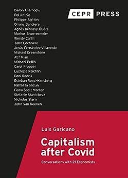 Capitalism after Covid: Conversations with 21 Economists (English Edition) PDF EPUB Gratis descargar completo