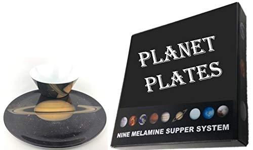 Plates of Solar System