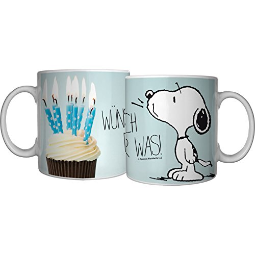 PEANUTS Snoopy Collection - Tasse Wünsch dir was!, 320 ml