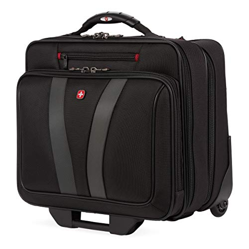 Wenger Luggage Granada Pro Padded Wheeled Laptop Bag with...